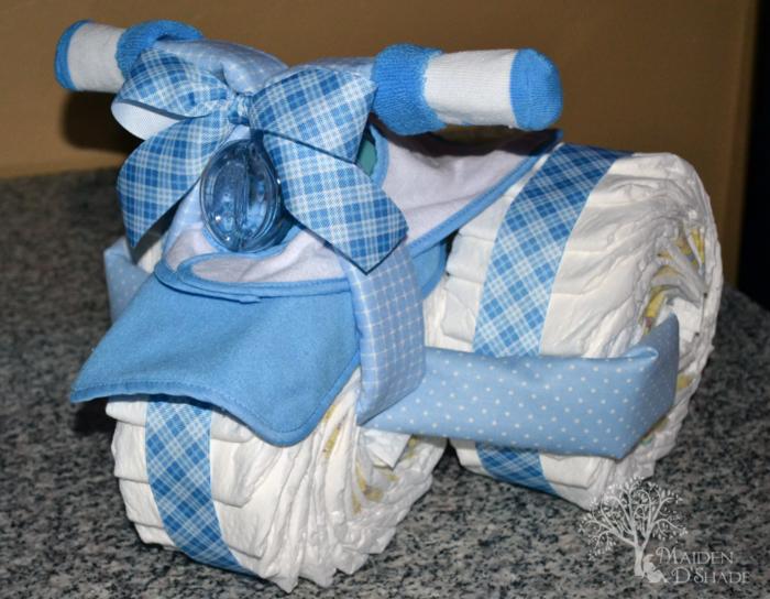 Что подарить на рождение мальчика своими руками